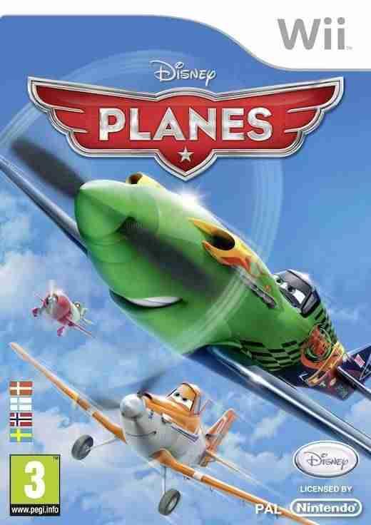 Descargar Disney Planes [MULTI][USA][KDZ] por Torrent